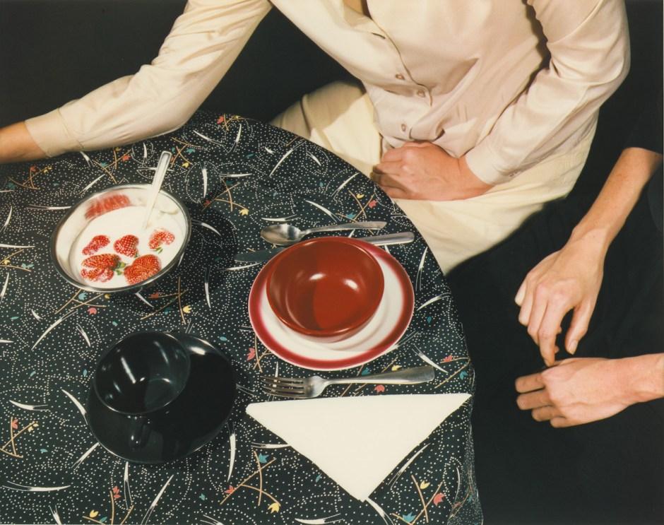 Black Table Cloth, 1979