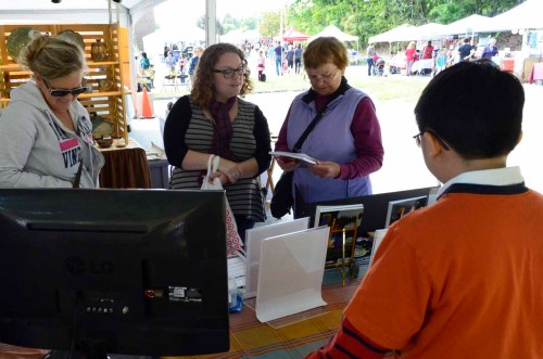 2015 Spirit of Shrewsbury Craft Fair