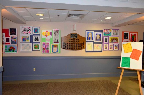 Elementary and Middle School Art Festival