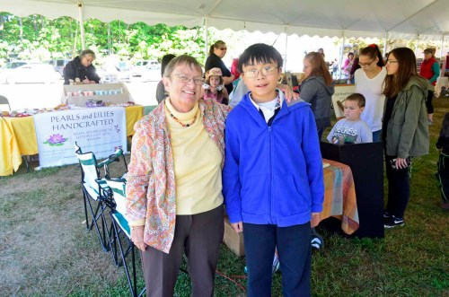 Spirit of Shrewsbury Fall Festival 2016 (Picture with MaryEllen Racine)