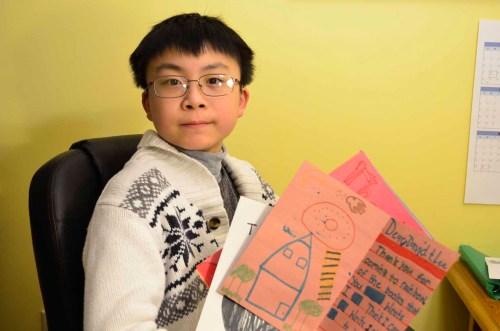 Rainbow Child Development Center Book Event