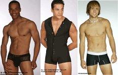 Mens Underwear Store - Mundo Unico (1) Sensual Suspensor Black (2) Body Suit Black (3) Micro Boxer Suspensor Black