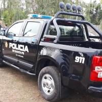 Detuvieron a un menor de Barrancas a bordo de una moto robada