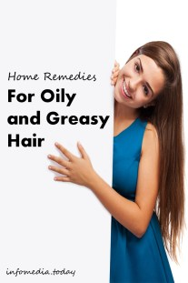 Home Remedies For Oily and Greasy Hair