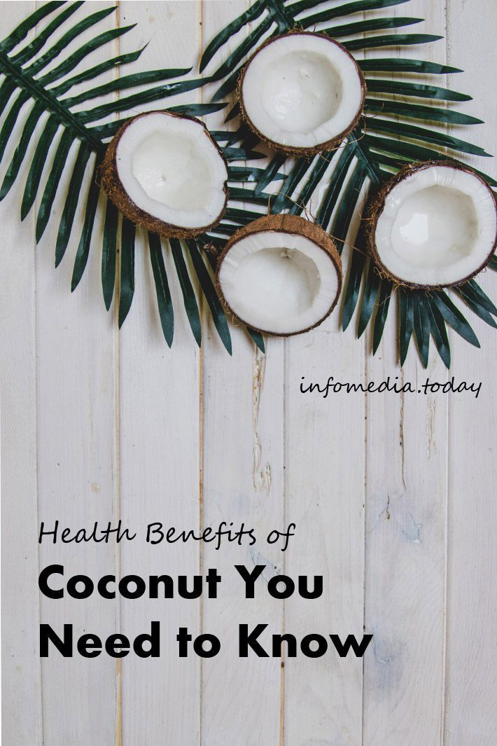 Health Benefits of Coconut You Need to Know