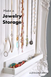 Make a Jewelry Storage