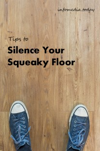 Tips to Silence Your Squeaky Floor