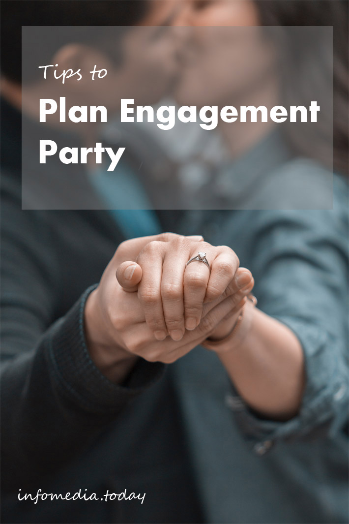 Tips to Plan Engagement Party