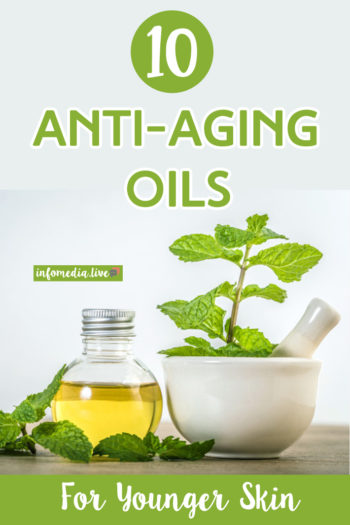 10 Best Anti-Aging Oils for Younger Skin