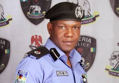 Frank Mba decorated with new rank in Abuja