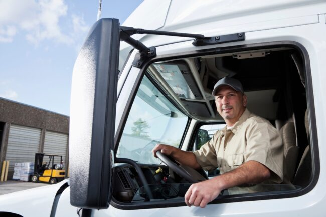 Truck Driving job for foreigner in Canada infomediang