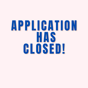 APPLICATION HAS CLOSED