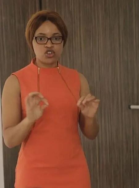 Efe-Ukala founder of impactHER NGO