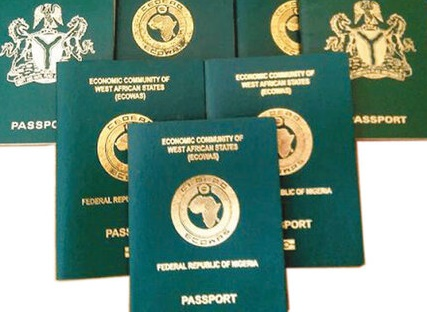 worst passport Nigeria by Henley & Partners