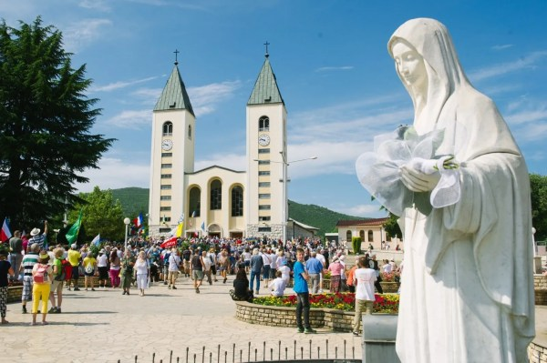 Mensaje de la Virgen María Reina de la Paz del 25 de marzo de 2020 desde Medjugorje