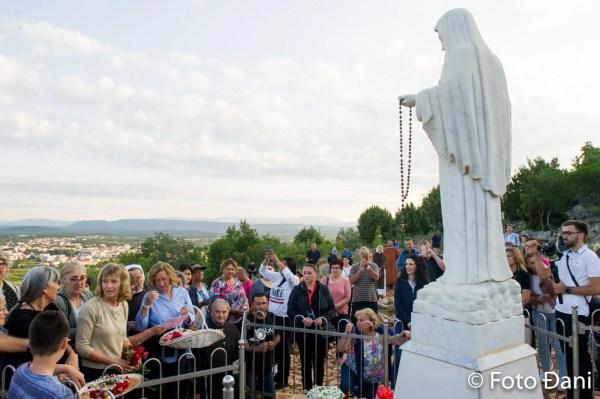 Mensaje de la Virgen María Reina de la Paz del 25 de junio de 2020, 39 Aniversario. Medjugorje