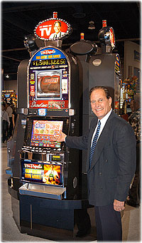 The Ron Popeil Slot Machine  Infomercial Hell