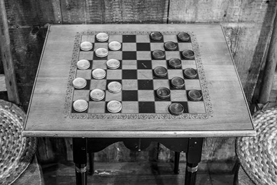 история шашек в россии
