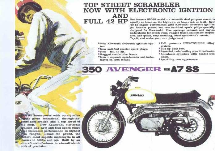 A7 Avenger 350