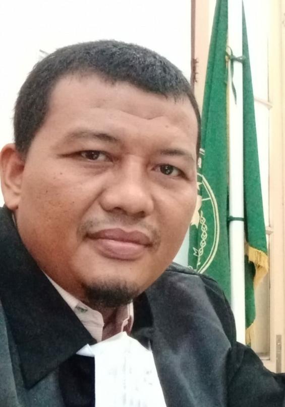 Eka Putra Zakran, SH MH.