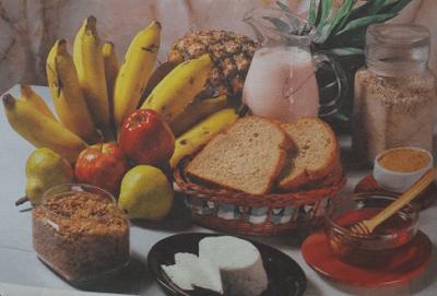 Como Preparar un Menú Saludable