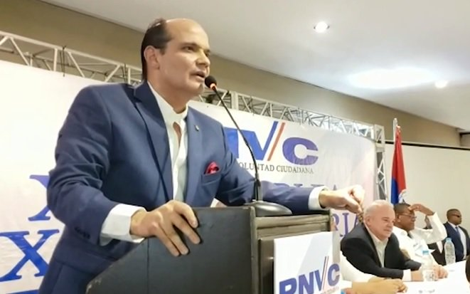 Ramfis Trujillo es candidato oficial a la presidencia
