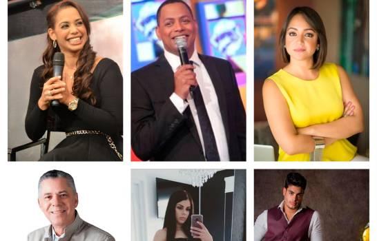 Los famosos que ganaron candidaturas