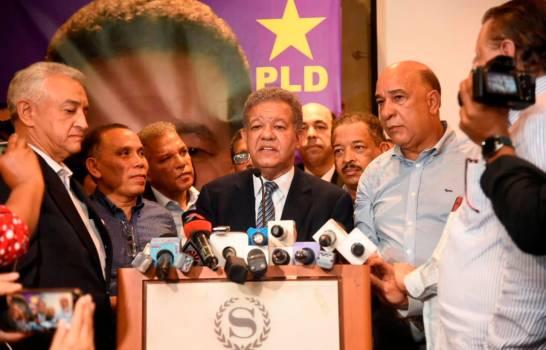 Leonel habla hoy; en juego está su futuro político