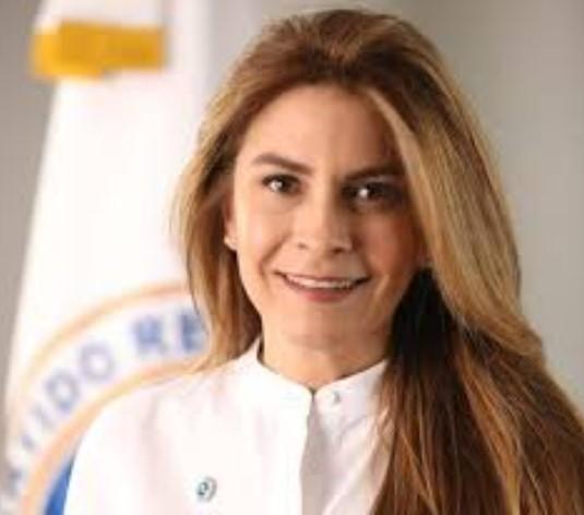 Carolina Mejía es la nueva alcaldesa del Distrito Nacional