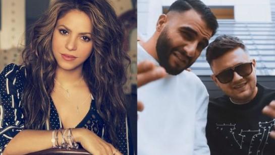 Shakira explota contra raperos por vincularla al consumo de drogas