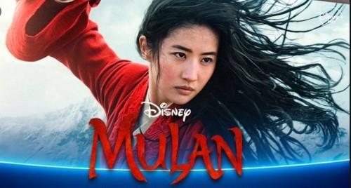 Disney renuncia a los cines y estrenará la nueva 'Mulan' en internet