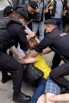 Repressione a Mosca