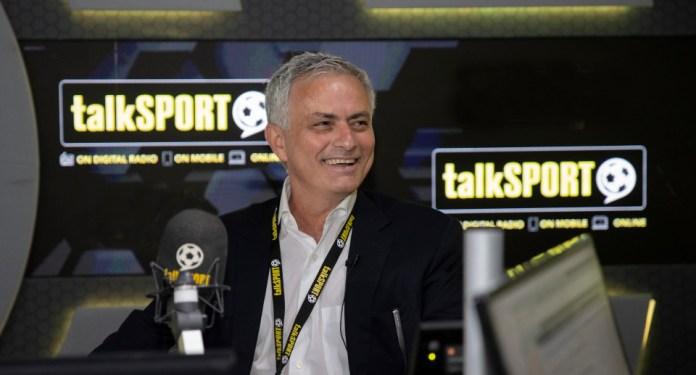 Jose Mourinho talkSPORTS
