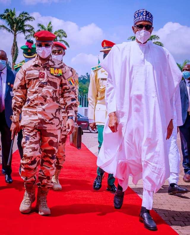 Chadian President