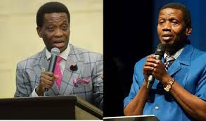Pastor Adeboye and late son