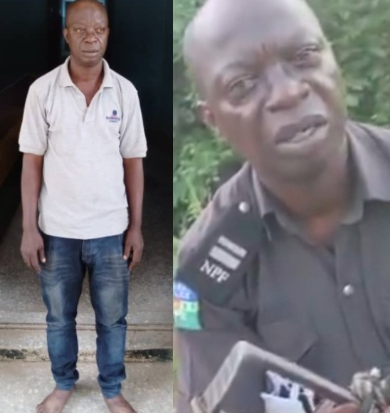 Bribe-Taking Police Officer