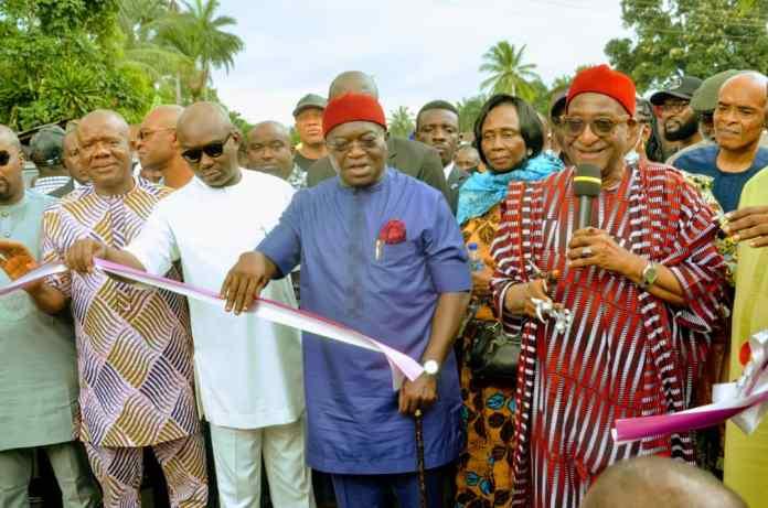 Abia Assembly Speaker Happy Ikpeazu Is Delivering Democratic Dividend