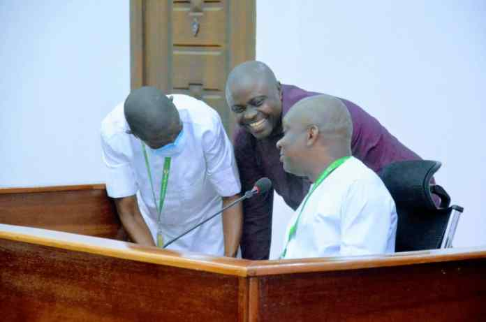 Abia Assembly Speaker Orders Road Contractors Back To Site