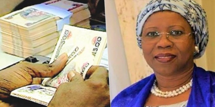 Death Of Nigeria's Minister of State for Industry, Trade and Investment Averted In Bauchi State (Read What Happened To Her)
