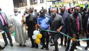 House of Rep Minority Donates Fully Equipped Clinic, Residential Building To DSS Asaba