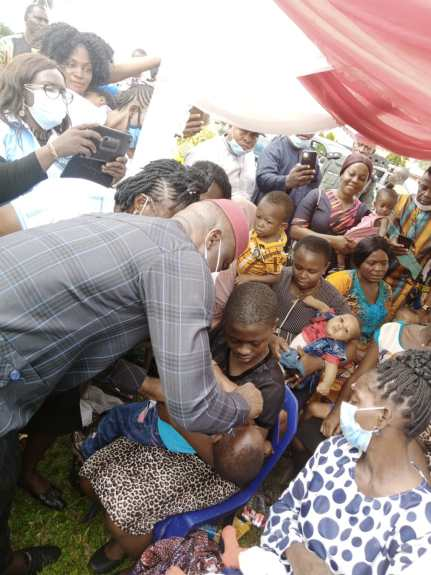 Gov. Ikpeazu Charges Health Workers On Containing Spread Of Polio Virus