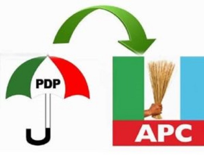 PDP Camp Shrinks As APC Receives PDP Defectors In Abia