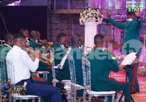 Picture Story as T.B Joshua Lies-in-State At SCOAN Headquarters