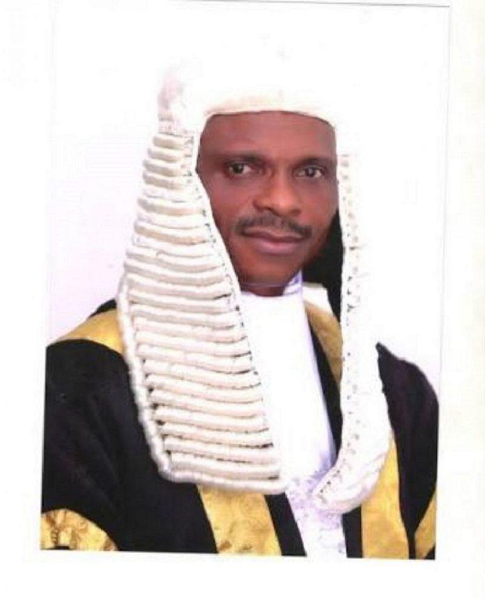 Abia Speaker celebrates former Speaker, Martins Azubuike (His Birthday Message Will Melt Your Heart)