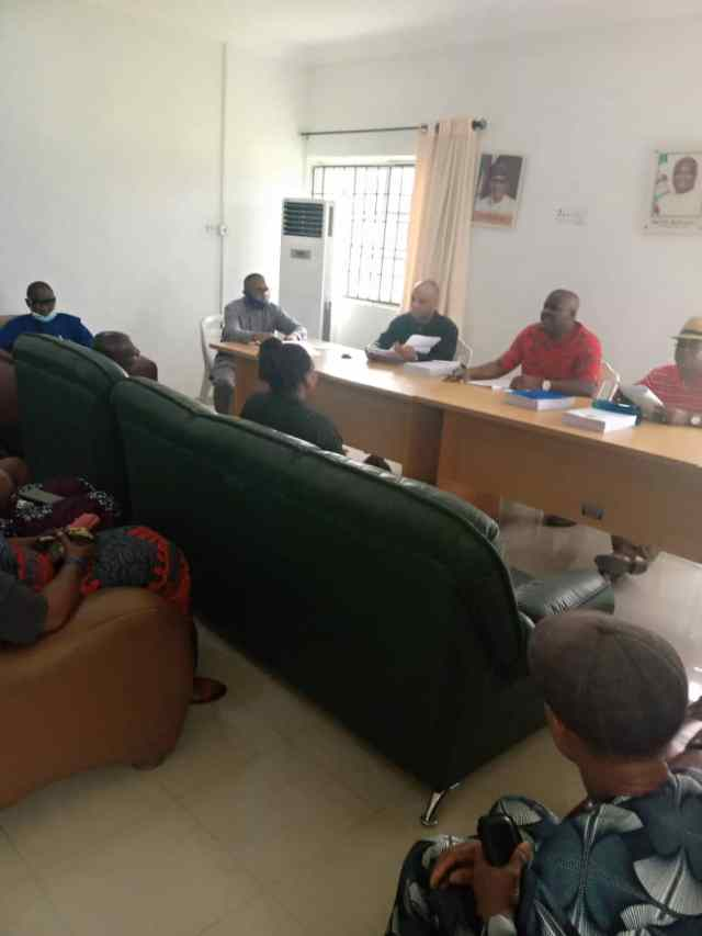Though the Abia State House of Assembly is on its annual recess, the state lawmakers serving in various committees have sacrificed their leisure