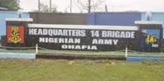 Nigerian Army Flags Off Exercise Golden Dawn