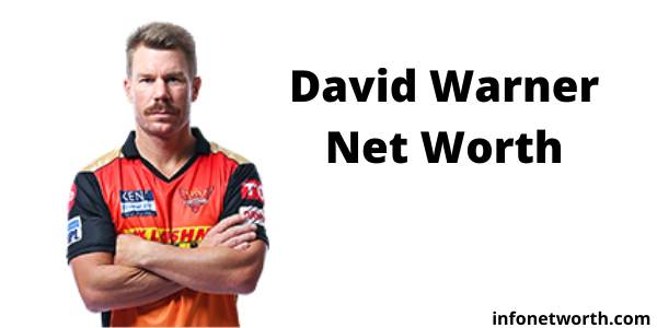 David Warner Net Worth IPL Salary Stats Family Lifestyle