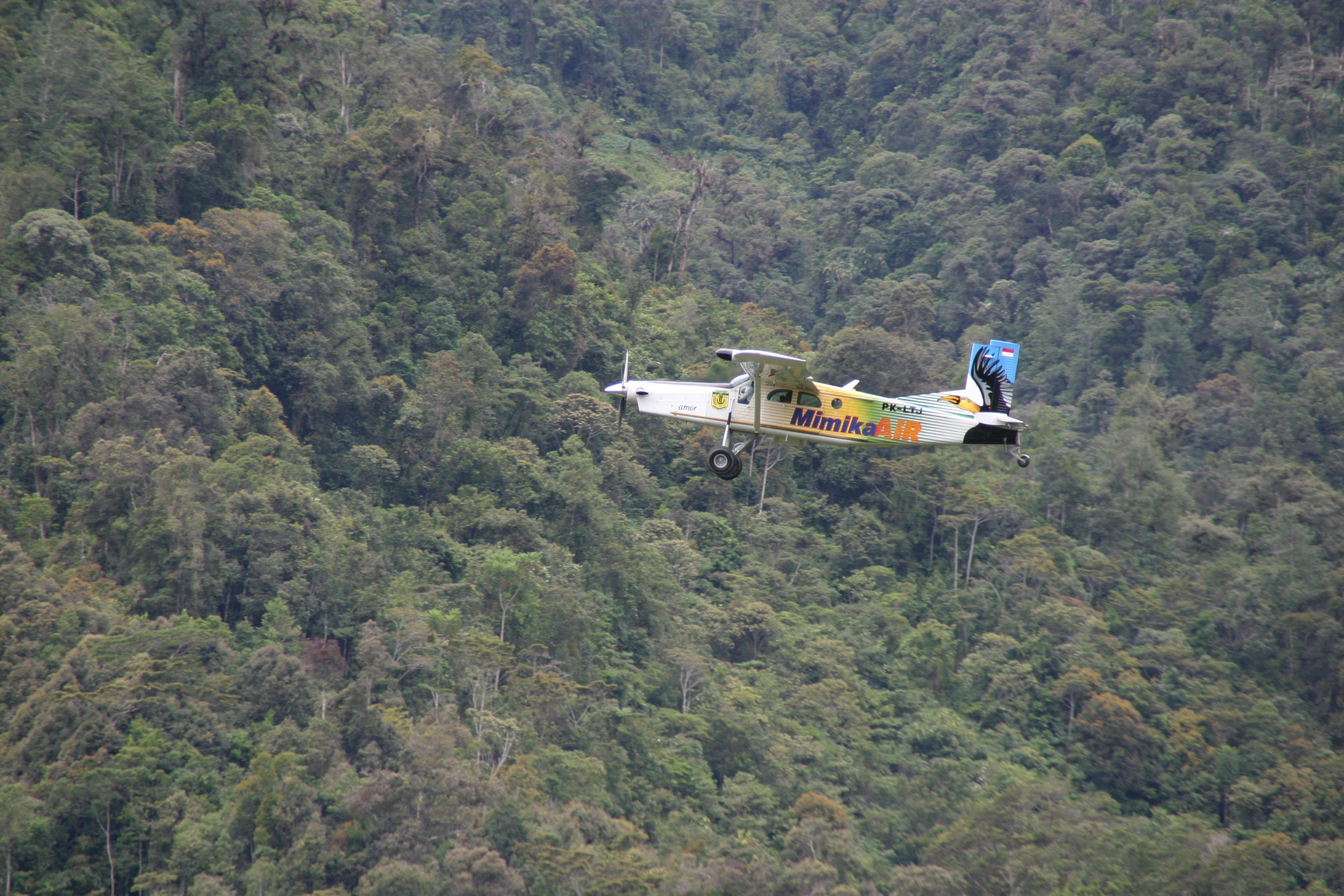 Pesawat Mimika Air
