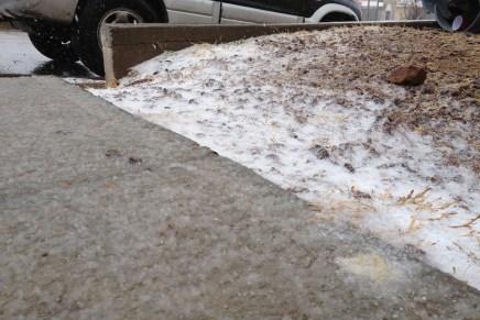 Se espera nuevo frente frío en Sonora de lunes a miércoles con probabilidades de lluvias y nieve