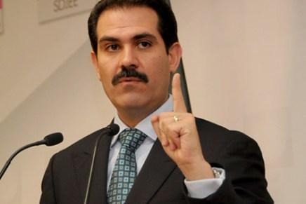 Juez federal concede amparo a exgobernador de Sonora, Guillermo Padrés